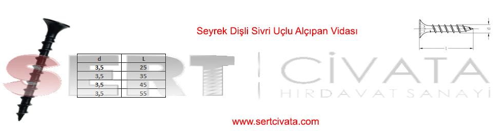 Seyrek-Disli-Sivri-Uclu-Alcipan-Vidasi.Sert-Civata-Basaksehir-ikitelli-İmalat-toptan-Celik-Metal-Kaliteli-Perakende-Ucuz-Istanbul-Turkiye