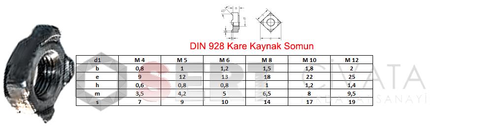 dın-928-kare-kaynak-somun-Sert-Civata-Basaksehir-ikitelli-İmalat-toptan-Celik-Metal-Kaliteli-Perakende-Ucuz-Istanbul-Turkiye
