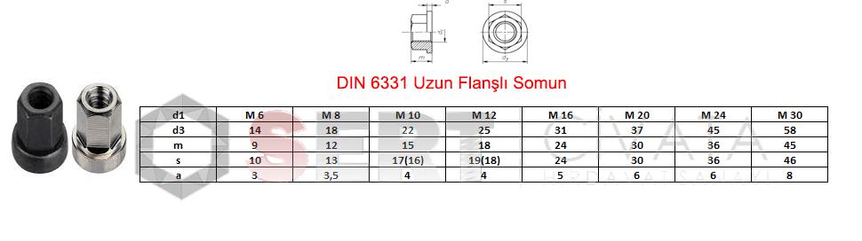 din-6331-uzun-flansli-somun-Sert-Civata-Basaksehir-ikitelli-İmalat-toptan-Celik-Metal-Kaliteli-Perakende-Ucuz-Istanbul-Turkiye