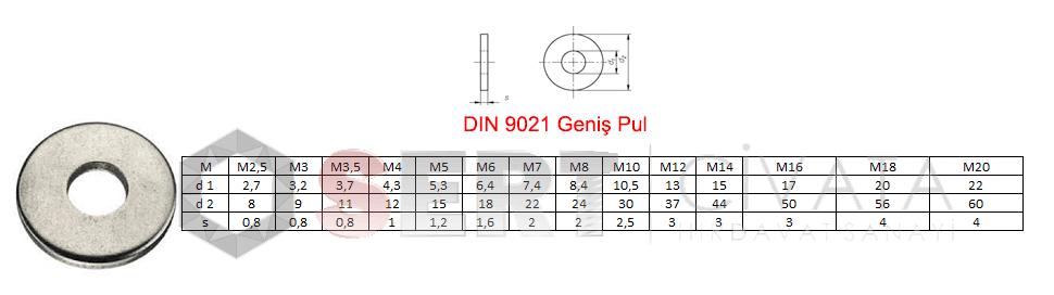 din-9021-genis-pul-Sert-Civata-Basaksehir-ikitelli-İmalat-toptan-Celik-Metal-Kaliteli-Perakende-Ucuz-Istanbul-Turkiye