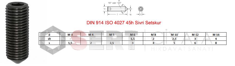 din-914-ıso-4027-45h-Sivri-Setskur-Sert-Civata-Basaksehir-ikitelli-İmalat-toptan-Celik-Metal-Kaliteli-Perakende-Ucuz-Istanbul-Turkiye