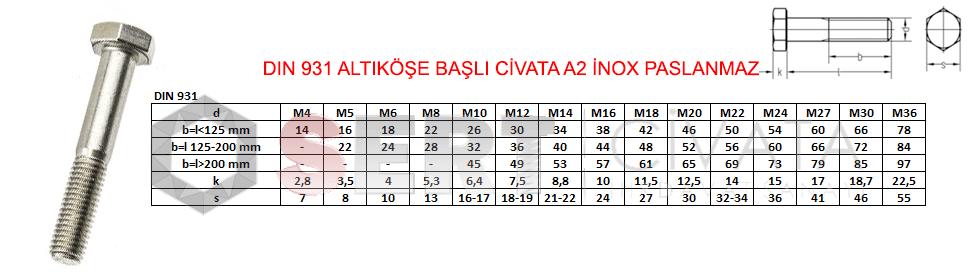 din-931-altı-köşe-başlı-civata-a2-inox-paslanmaz-Sert-Civata-Basaksehir-ikitelli-İmalat-toptan-Celik-Metal-Kaliteli-Perakende-Ucuz-Istanbul-Turkiye
