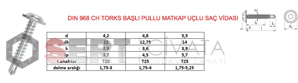 din-968-CH-Torks-Torx-Basli-Pullu-Matkap-Uclu-Sac-Vidası-Sert-Civata-Basaksehir-ikitelli-İmalat-toptan-Celik-Metal-Kaliteli-Perakende-Ucuz-Istanbul-Turkiye