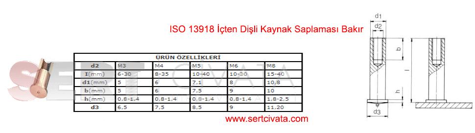 iso-13918-İcten-Disli-Kaynak-Saplamasi-Bakir-Sert-Civata-Basaksehir-ikitelli-İmalat-toptan-Celik-Metal-Kaliteli-Perakende-Ucuz-Istanbul-Turkiye