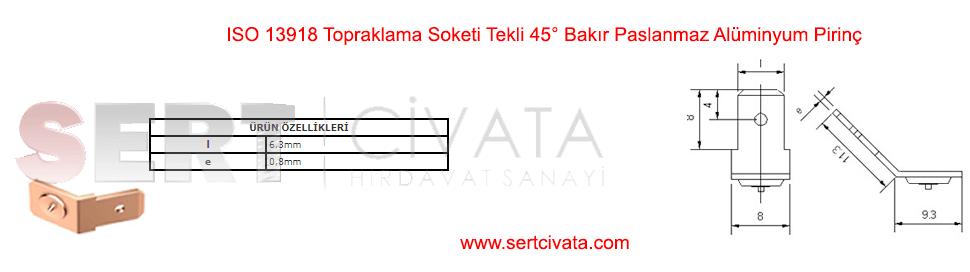 iso-13918-Topraklama-Soketi-Tekli-45°-Bakir-Paslanmaz-Alüminyum-Pirinc-Sert-Civata-Basaksehir-ikitelli-İmalat-toptan-Celik-Metal-Kaliteli-Perakende-Ucuz-Istanbul-Turkiye